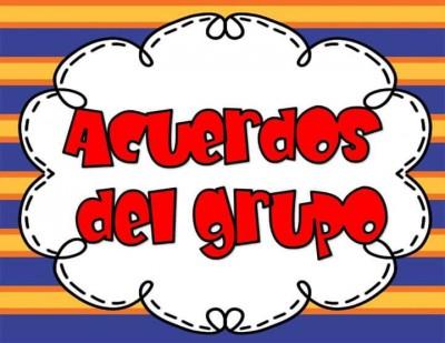 Acuerdos de Grupo. Motivos Mario Bros (1)