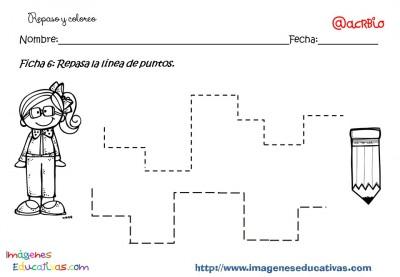 Completo Cuaderno de Aprestamiento trabajamos la Grafomotricidad (7)