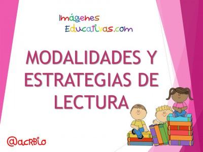 La lectura en la escuela, momentos estrategias y modalidades (1)