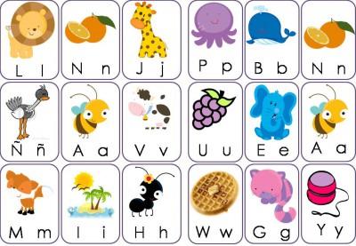 Lotería de letras formato pequeño (3)