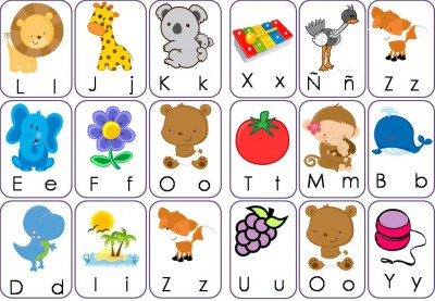 Lotería de letras formato pequeño (9)