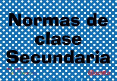 Normas de clase Secundaria Lunares (1)