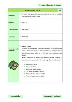 Nuestro proyecto educativo. El huerto escolar (10)