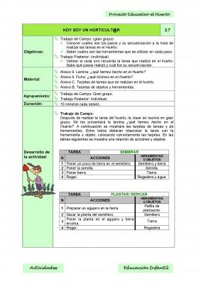 Nuestro proyecto educativo. El huerto escolar (21)
