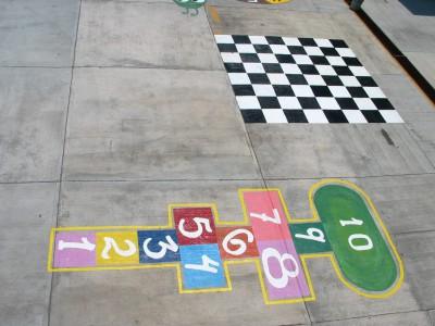 Nuevos diseños de juegos tradicionales para decorar nuestro patio (25)