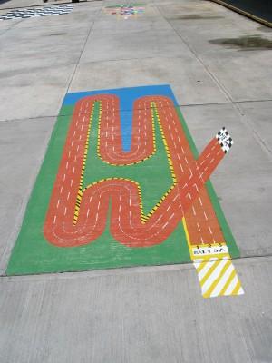 Nuevos diseños de juegos tradicionales para decorar nuestro patio (26)