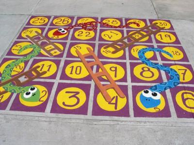 Nuevos diseños de juegos tradicionales para decorar nuestro patio (30)