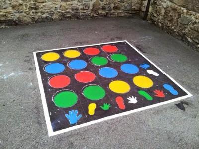 Nuevos diseños de juegos tradicionales para decorar nuestro patio (38)