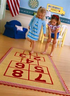 Nuevos diseños de juegos tradicionales para decorar nuestro patio (45)