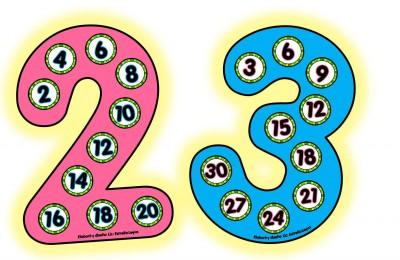 Numeros y tablas (0
