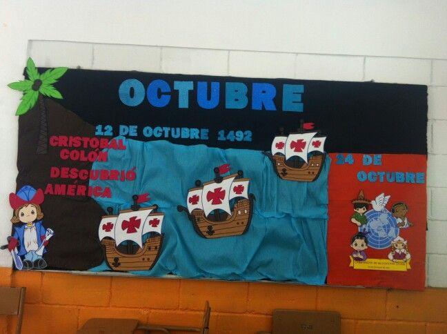 Periodico mural octubre 1 imagenes educativas for Concepto de periodico mural