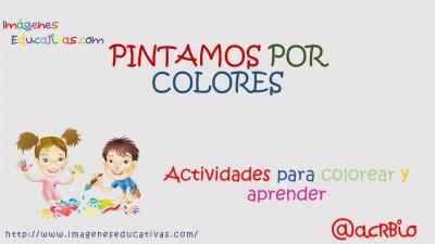 Pintamos por colores y números. Actividades matemáticas para colorear y aprender (1)