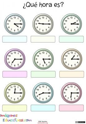Trabaja las horas y los relojes (17)