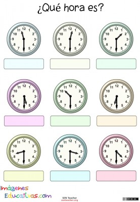 Trabaja las horas y los relojes (8)