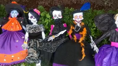 Decoraciones Día de los Muertos (12)