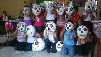 Decoraciones Día de los Muertos (14)