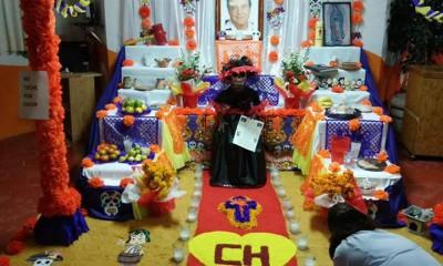 Decoraciones Día  de los Muertos (51)