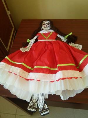 Decoraciones Día  de los Muertos (8)