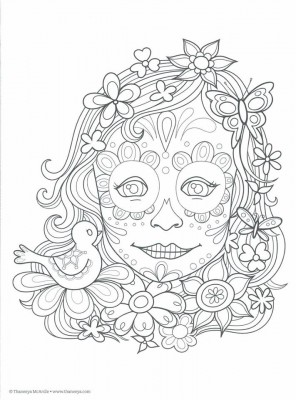 Dibujos Para Colorear Ninas 9 Anos