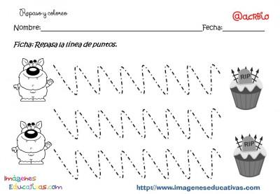 Fichas Grafomotricidad inicial (2)