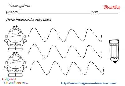 Fichas Grafomotricidad inicial (5)