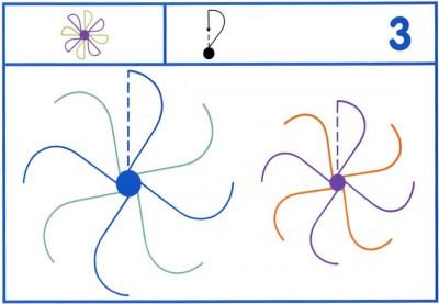 Fichas Grafomotricidad trabajamos la grafia de los números (29)