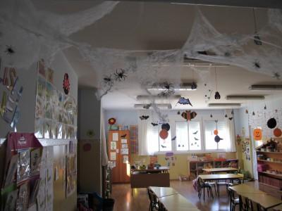 Halloween Aulas pasillos y exteriores (14)