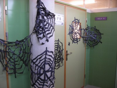 Halloween Aulas pasillos y exteriores (6)