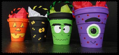 Halloween manualidades para niños (1)