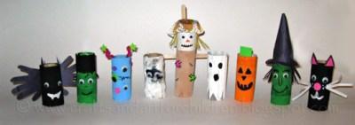 Halloween manualidades para niños (16)