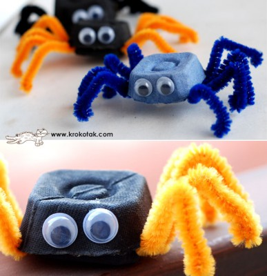 Halloween manualidades para niños (22)