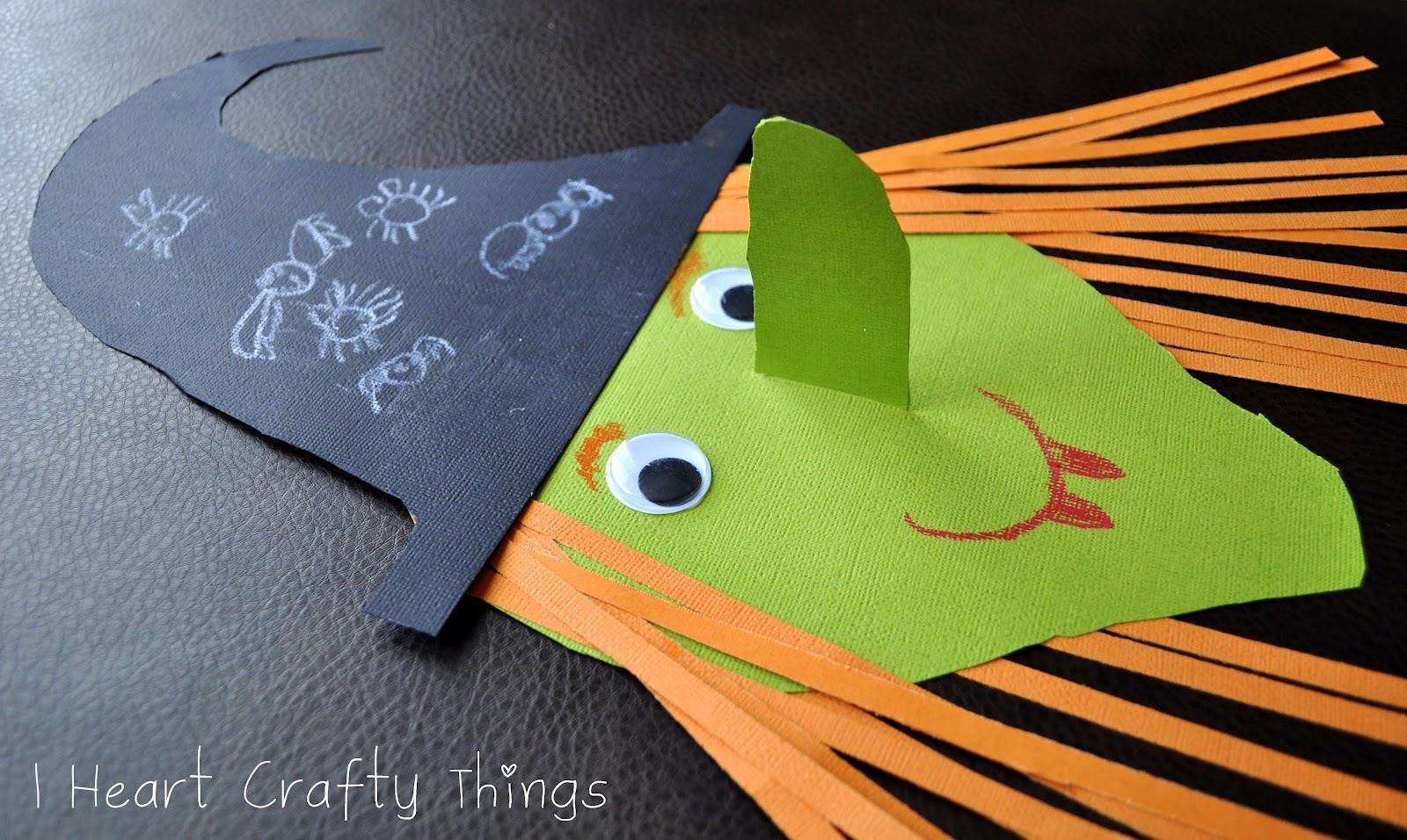 Manualidades Halloween Ninos.Halloween Manualidades Para Ninos 25 Imagenes Educativas