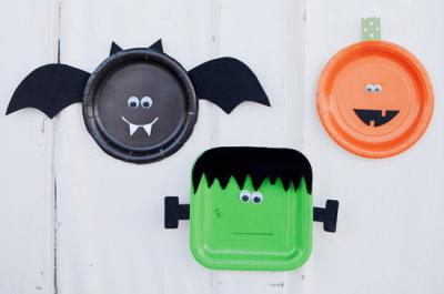 Halloween manualidades para niños (6)