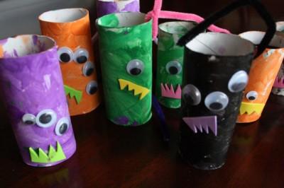 Halloween manualidades para niños (7)