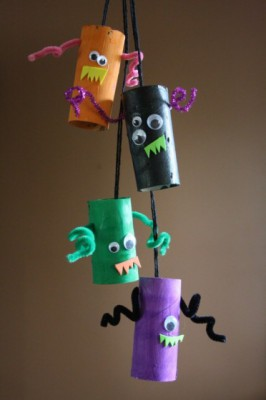 Halloween manualidades para niños (8)