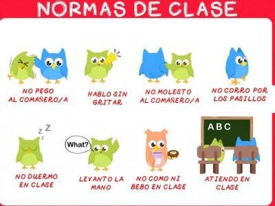 Normas de clase (2)