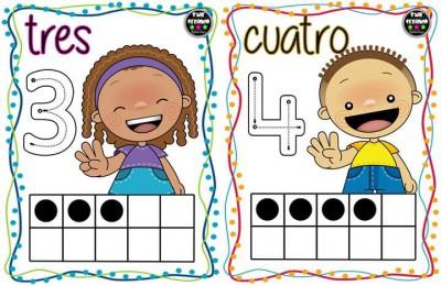 Repasamos los números del 1 al 10 (2)