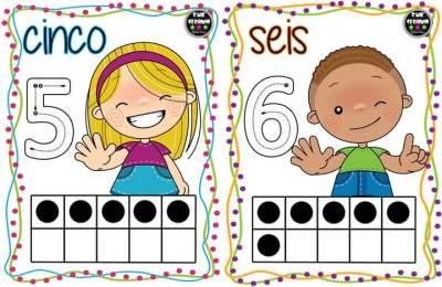 Repasamos los números del 1 al 10 (3)