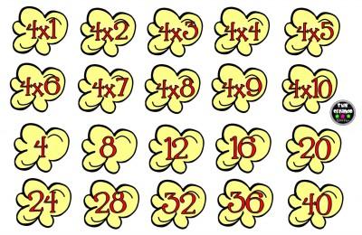 Tablas de multiplicar juego palomitas (3)