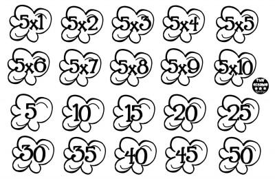 Tablas de multiplicar juego palomitas ByN (4)