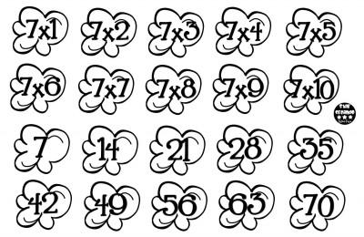Tablas de multiplicar juego palomitas ByN (6)