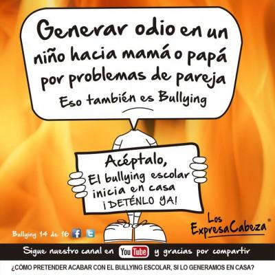 """bullying según """"los expresa Cabeza"""" (11)"""