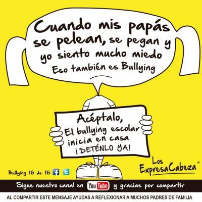 """bullying según """"los expresa Cabeza"""" (14)"""