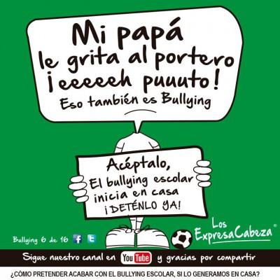 """bullying según """"los expresa Cabeza"""" (6)"""