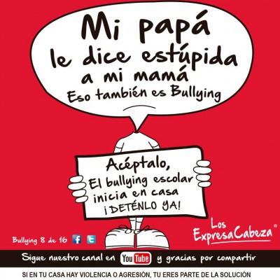 """bullying según """"los expresa Cabeza"""" (8)"""