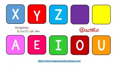Abecedario diferentes formatos y tipos de letras (12)