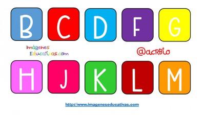 Abecedario diferentes formatos y tipos de letras (16)