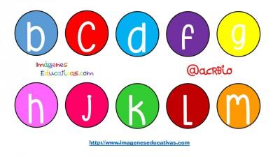 Abecedario diferentes formatos y tipos de letras (19)