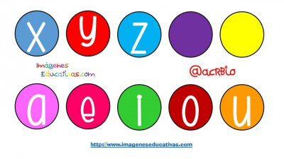Abecedario diferentes formatos y tipos de letras (21)