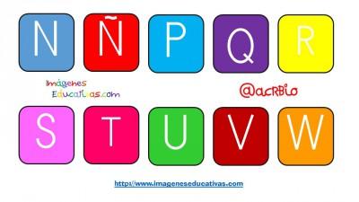Abecedario diferentes formatos y tipos de letras (5)